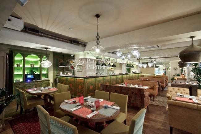 Мамаlыgа: В ресторане «Самса» открылась летняя терраса