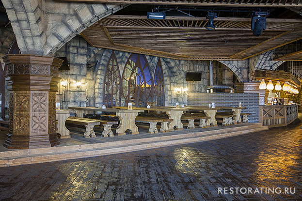 ресторан «Папаша Клаусс», Санкт-Петербург
