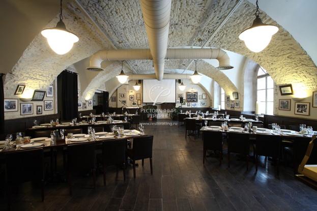 ресторан «Stroganoff Steak House», Санкт-Петербург