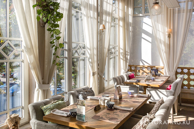 ресторан «Шурпа», Санкт-Петербург