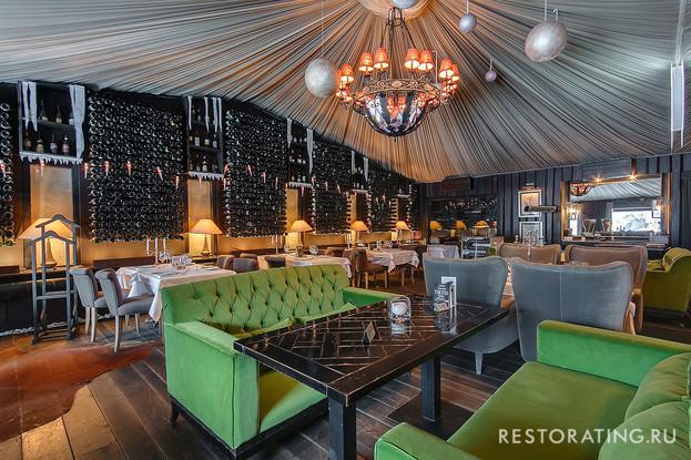 ресторан «Ginza», Санкт-Петербург