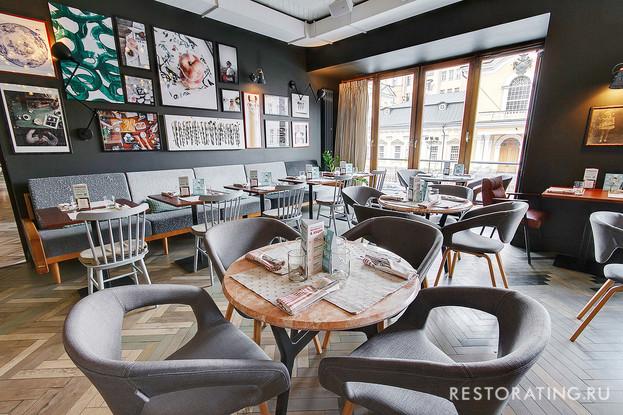 ресторан «Пряности & радости», Санкт-Петербург