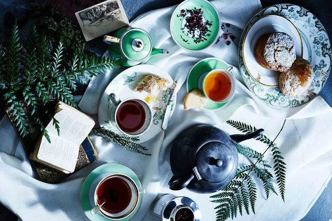 Мамаlыgа: Премудрости от чайных сомелье