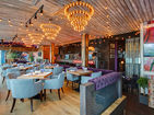 ресторан «Крыша 18», Санкт-Петербург