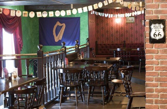 Ирландский паб Финнеганс: Bowler или Bowler IPA