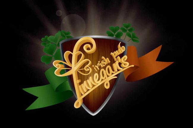 Ирландский паб Финнеганс: Happy birthday party