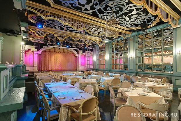 ресторан «Чаплин Hall», Санкт-Петербург