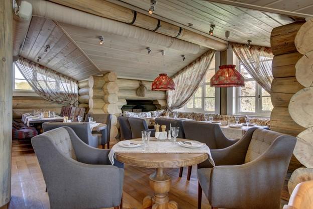 ресторан «Русская рыбалка», Санкт-Петербург