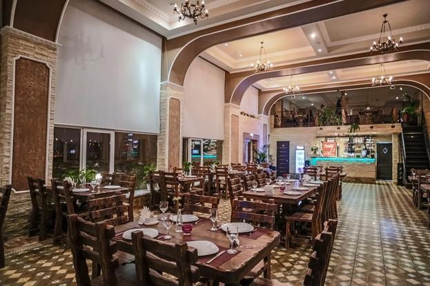 ресторан «Мангал сити», Санкт-Петербург