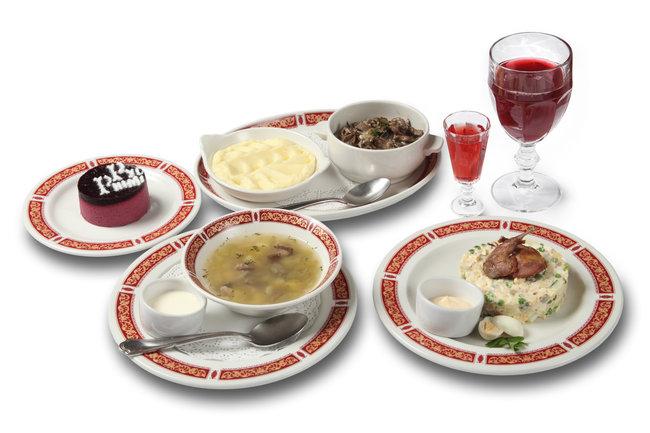 Stroganoff Steak House: Ресторанный фестиваль