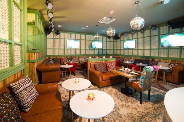 Провести день рождения в кафе в одинцово