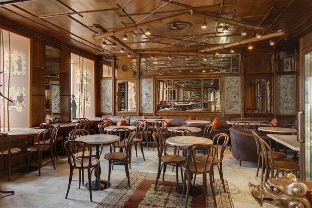 ресторан «Абрикосовъ», Санкт-Петербург