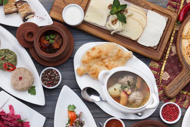 Ресторан «ЛюбимRest», Санкт-Петербург: Грузинская кухня