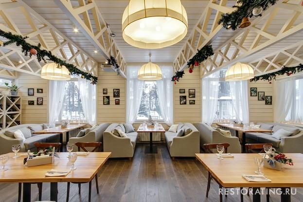 ресторан «Птички и ягоды», Санкт-Петербург