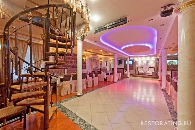 ресторан «Vinograd», Санкт-Петербург