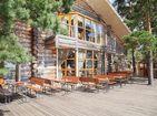 Ресторан Русская рыбалка в Комарово