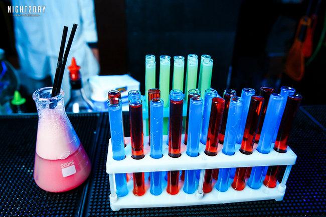 Лаборатория 31: Кальян на фрукте