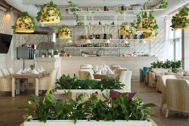 ресторан «Пристань», Санкт-Петербург
