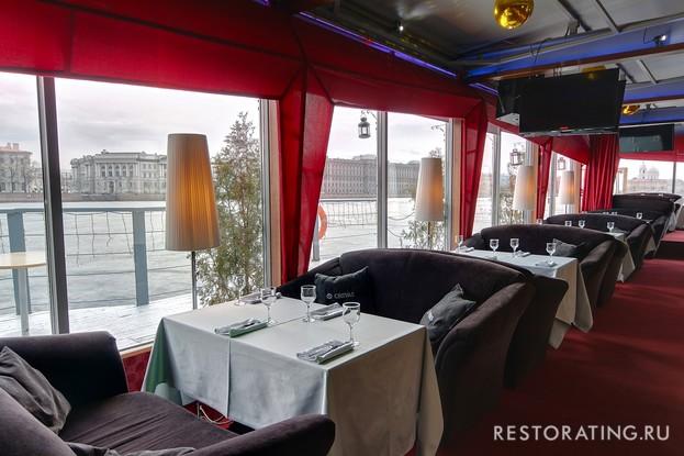 ресторан «Dozari», Санкт-Петербург