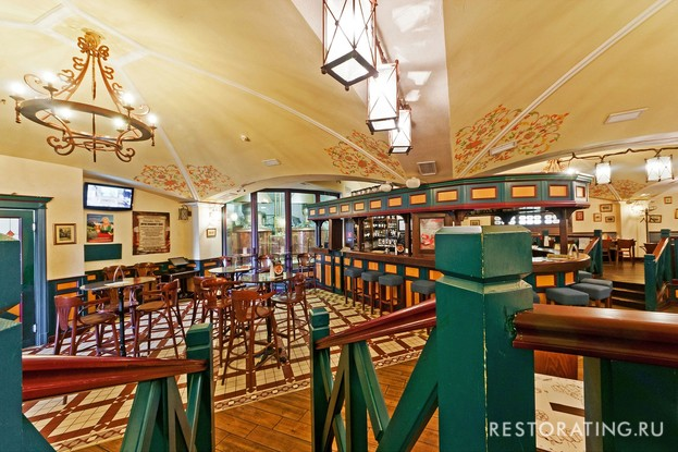 ресторан «Schwaben Keller», Санкт-Петербург