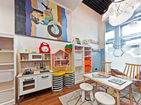 ресторан «Grill Station», Санкт-Петербург: Детская комната