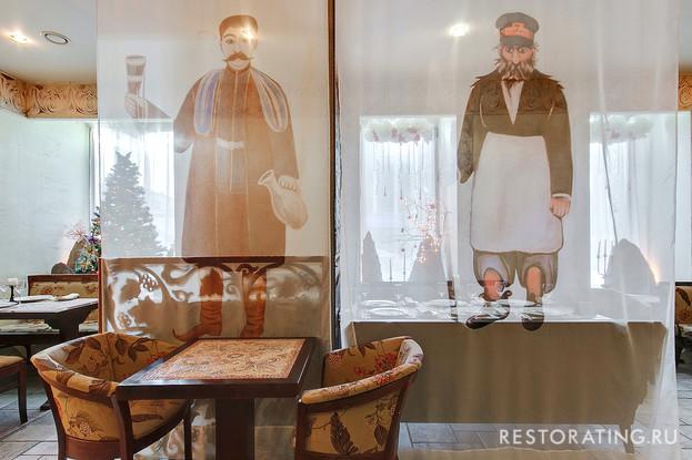 ресторан «Тбилисо», Санкт-Петербург
