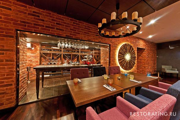 ресторан «La Vue», Санкт-Петербург