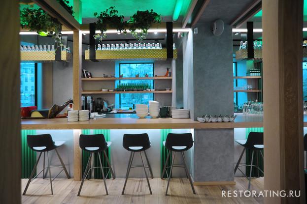 ресторан «Сырник», Санкт-Петербург
