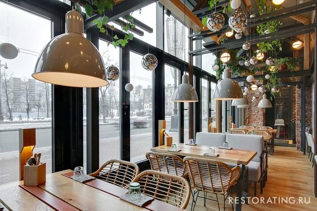 ресторан «Компания», Санкт-Петербург