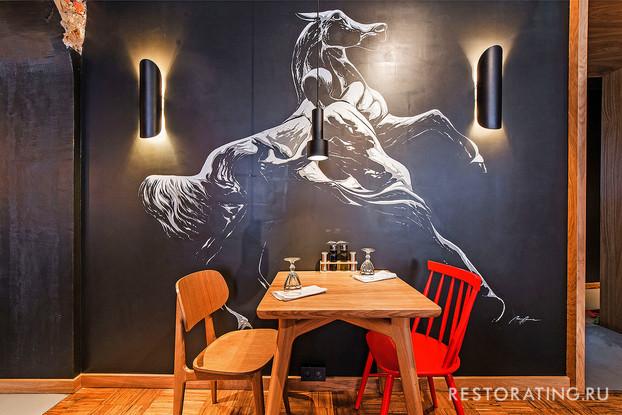 ресторан «Четыре сыра», Санкт-Петербург