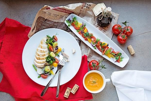 кейтеринг «Volchek Catering», Санкт-Петербург