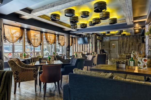 ресторан «Jager Restopub», Санкт-Петербург