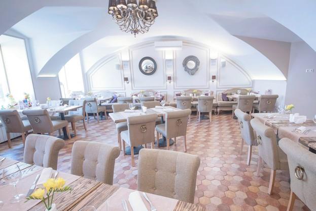 ресторан «Villa Aston», Санкт-Петербург