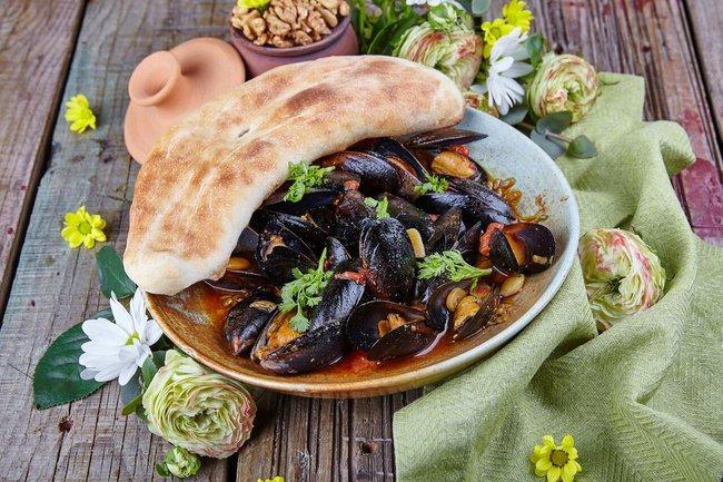Баклажан: Блюда для теплых дней