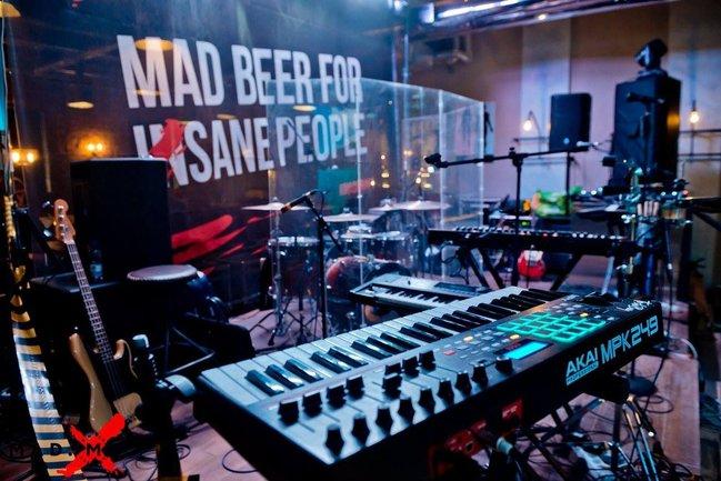 Mad Max: Проникновенные музыкальные вечера