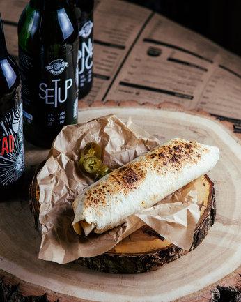Brisket eat & fun: Огненный буррито
