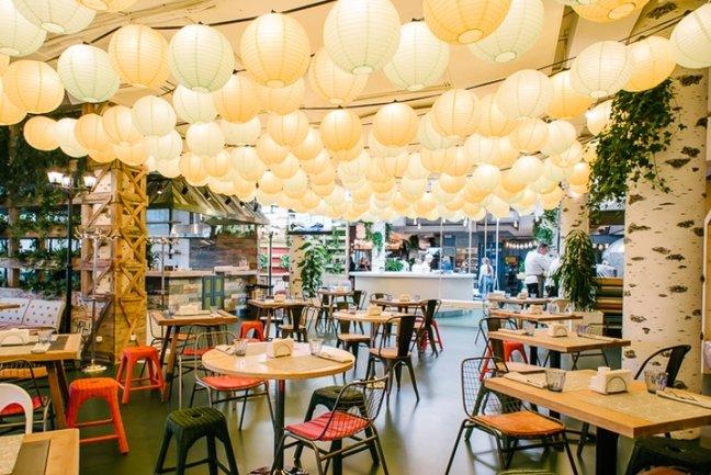 Food Park: Ужин от Виктора Рыбина и Павана Кумар Мангера