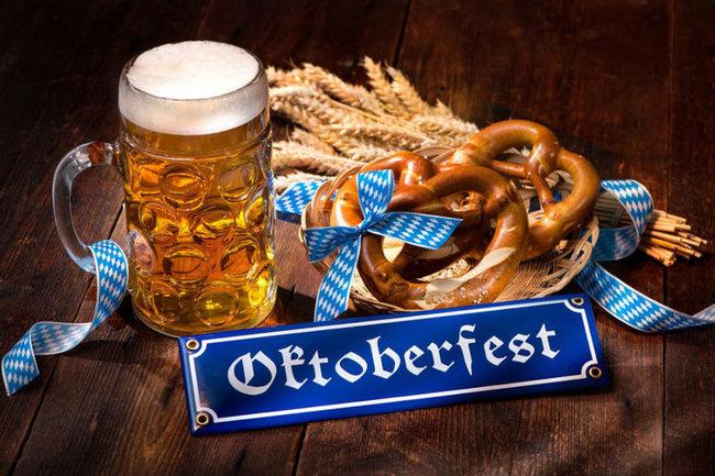 Maximilian Hall: Открытие Oktoberfest'а 2018