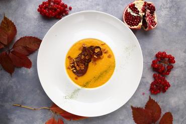 Яркая и вкусная осень