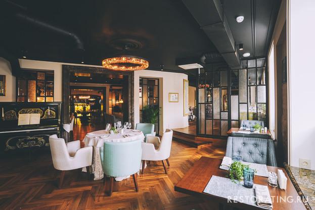 ресторан «Фонтанка 30», Санкт-Петербург