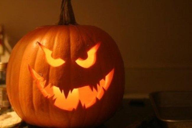 На речке: Halloween Mood