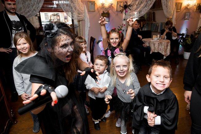 Сытинъ: Хэллоуин для детей