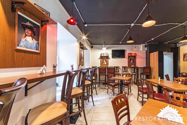 кафе «Три Мушкетера», Санкт-Петербург