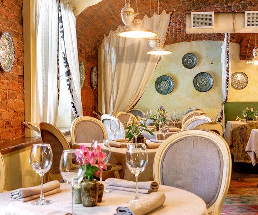 Mindal Cafe: Новое меню деловых обедов