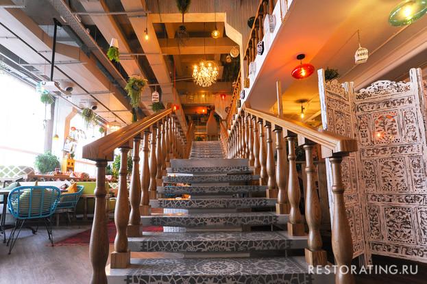 ресторан «Чабрец», Санкт-Петербург