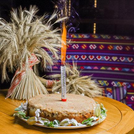 Serbish meat fish: Вечеринка по случаю дня рождения