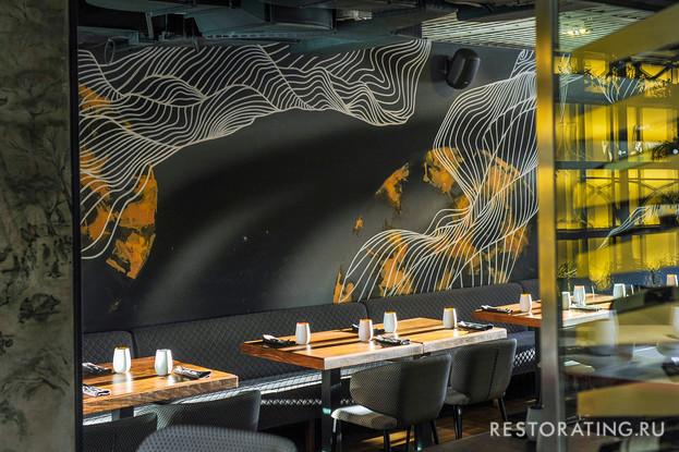 ресторан «Mr.Bo», Санкт-Петербург