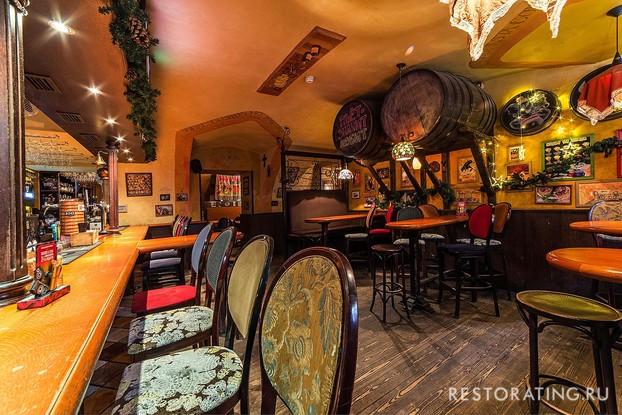 ресторан «Барслона», Санкт-Петербург