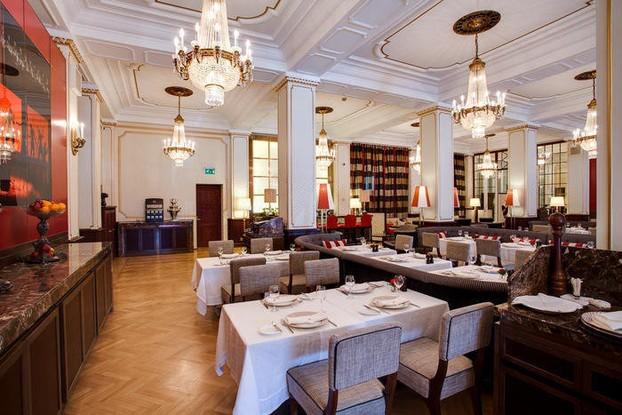 ресторан «Astoria Restaurant», Санкт-Петербург