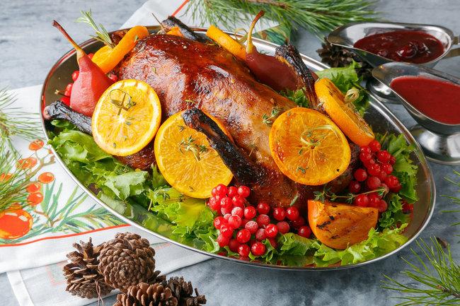 Тбилисо: Новогоднее блюдо с доставкой